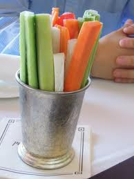 cucumber carrots celery