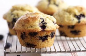 g-free blueberry muffins