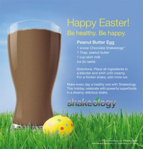 HappyEasterShakeology