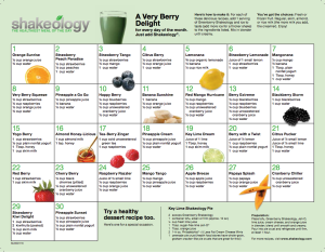 Shakeology-Greenberry-Recipes-30-Day-Calender
